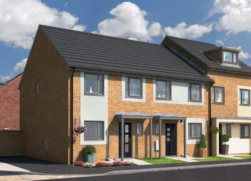 "Thumbnail 3 bedroom property for sale in ""The Clarendon At Central Park, Darlington"" at Haughton Road, Darlington"