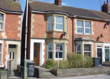 Thumbnail 3 bed end terrace house for sale in Bradford Road, Trowbridge
