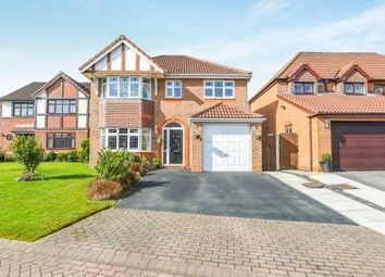 Thumbnail 4 bed detached house for sale in Fernwood, Norton, Runcorn, Cheshire
