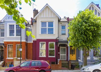 Thumbnail 5 bed terraced house for sale in Gunton Road, London