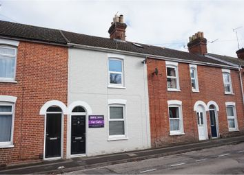 Thumbnail 2 bed terraced house for sale in College Street, Salisbury