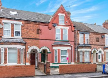 Thumbnail 5 bedroom terraced house for sale in Beckett Road, Wheatley, Doncaster