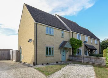 Thumbnail 2 bed end terrace house for sale in Langford, Gloucestershire