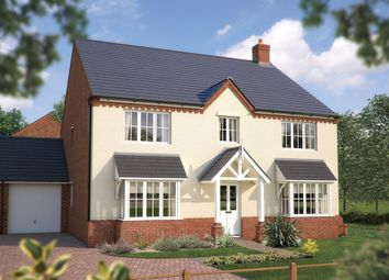 "Thumbnail 5 bed detached house for sale in ""The Winchester"" at Squinter Pip Way, Bowbrook, Shrewsbury"