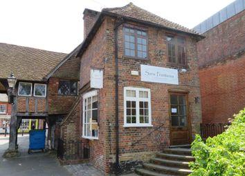 Thumbnail Retail premises to let in 44 High Street, Godalming