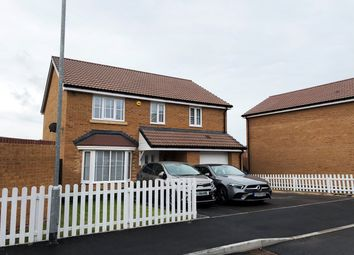 Thumbnail 4 bed detached house for sale in Cwrt Celyn, St Dials, Cwmbran