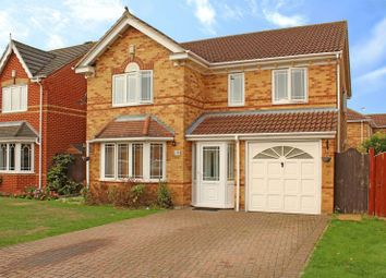 Thumbnail 4 bed detached house for sale in Twinstead, Wickford