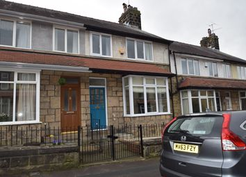 Thumbnail 3 bed terraced house to rent in Victory Road, Ilkley