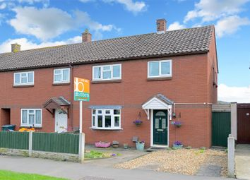 Thumbnail 3 bed terraced house for sale in Field Crescent, Shrewsbury