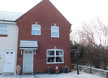 Thumbnail 3 bed end terrace house for sale in Essex Drive, Church Gresley