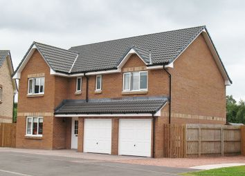 Thumbnail 5 bed detached house for sale in 16 Keswick Place, Dumfries, Dumfriesshire.