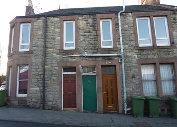 Thumbnail 1 bedroom flat to rent in Church Street, Tranent