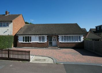 Thumbnail 4 bed bungalow for sale in Maple Springs, Waltham Abbey