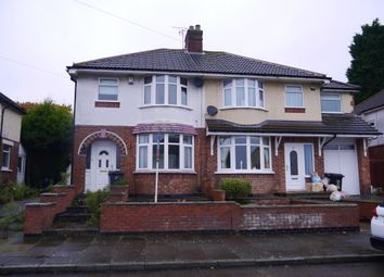 Thumbnail 3 bed semi-detached house to rent in Arncliffe Road, Leicester