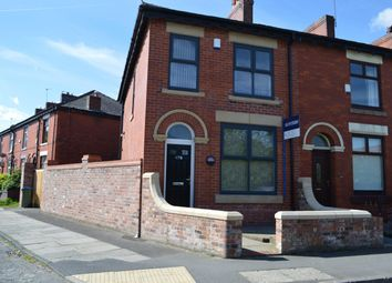 Thumbnail 3 bed end terrace house to rent in Oldham Road, Middleton, Manchester