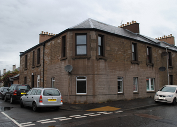 Thumbnail 1 bed flat to rent in 2A Smieton Street, Carnoustie