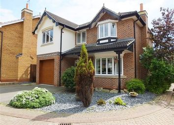 Thumbnail 4 bed detached house to rent in Cannonthorpe Rise, Treeton, Rotherham