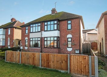 Thumbnail 3 bed semi-detached house for sale in New Cheveley Road, Newmarket