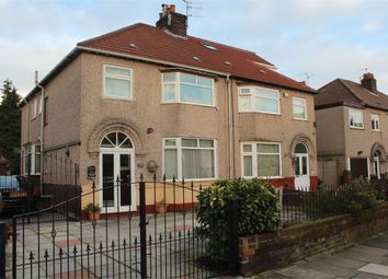 Thumbnail 4 bedroom semi-detached house for sale in South Mossley Hill Road, Liverpool L19, Merseyside