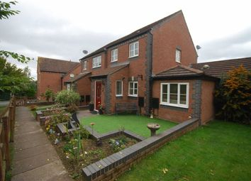 Thumbnail 2 bed semi-detached house for sale in Browning Road, Ledbury, Herefordshire
