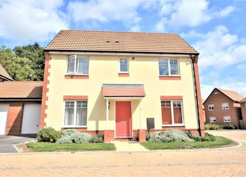 Thumbnail 3 bed detached house to rent in Mistletoe Mews, Harwell, Didcot