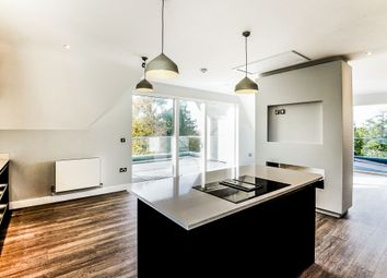 Thumbnail 3 bed penthouse for sale in Holm House, Hafod Park, Hereford