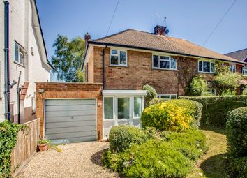 Thumbnail 3 bed semi-detached house for sale in St Leonards Road, Amersham