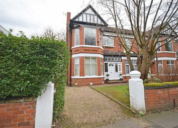 Thumbnail 1 bed flat to rent in 6 Moorfield Road, West Didsbury, Manchester