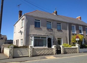 Thumbnail 4 bed end terrace house for sale in Waterloo Road, Hakin, Milford Haven