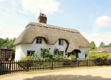 Thumbnail 3 bed detached house for sale in Old Thatch, Hale