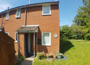 Thumbnail 1 bed terraced house for sale in Rembrandt Close, Basingstoke