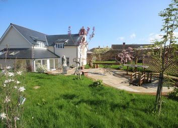 Thumbnail 4 bed detached house for sale in Half Acre, Williton, Taunton