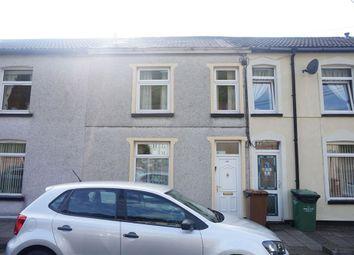 Thumbnail 2 bed terraced house for sale in Greenfield Street, New Tredegar, Caerphilly