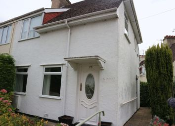 Thumbnail 3 bed terraced house for sale in Woodlands Road, Chippenham