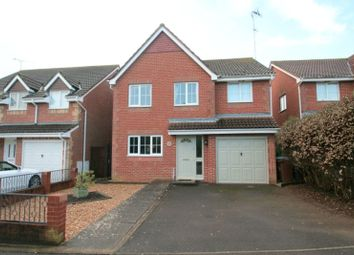 Thumbnail 4 bedroom detached house to rent in Linnet Close, Wick, Littlehampton