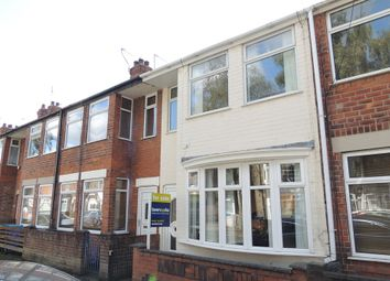 Thumbnail 3 bedroom terraced house for sale in Perth Street West, Hull