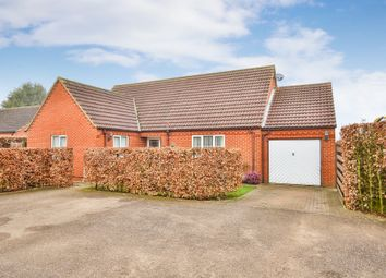 Thumbnail 3 bed detached bungalow for sale in Tithe Barn Close, Mattishall, Dereham