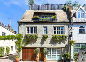 Thumbnail 3 bed mews house for sale in Fulton Mews, Bayswater, London
