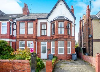 Thumbnail 2 bed flat for sale in Sandringham Drive, New Brighton, Wallasey