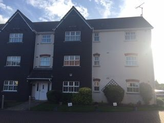Thumbnail 2 bed flat to rent in St Lucia Walk, Sovereign Harbour, Eastbourne