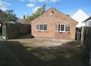Thumbnail 2 bed detached bungalow to rent in Cottage Lane, Desford, Leicester