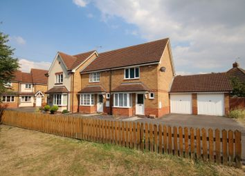 Thumbnail 2 bed terraced house to rent in Dart Drive, Didcot
