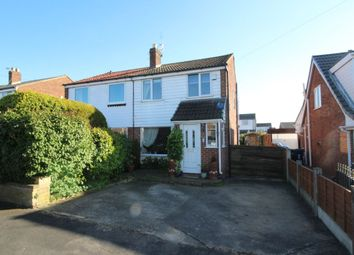 Thumbnail 3 bed semi-detached house for sale in Knowsley Drive, Hoghton, Preston