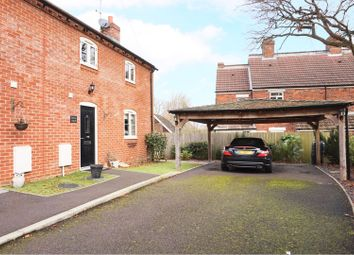 Thumbnail 3 bed end terrace house for sale in Funtley Hill, Fareham