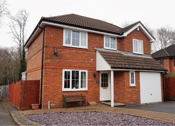 Thumbnail 4 bed detached house for sale in Farrier Close, Ashford