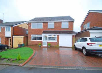 Thumbnail 4 bed detached house for sale in Sunny Bank Road, Sunnybank, Bury