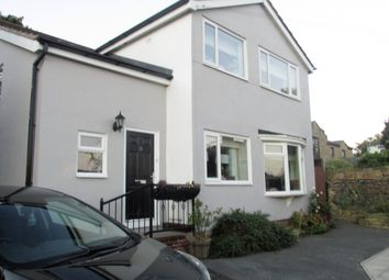 Thumbnail 4 bed detached house for sale in Manor Road, Ossett, West Yorkshire
