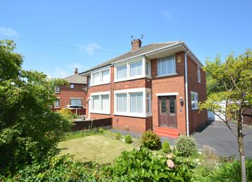 Thumbnail 2 bed semi-detached house for sale in Ravenglass Close, South Shore, Blackpool
