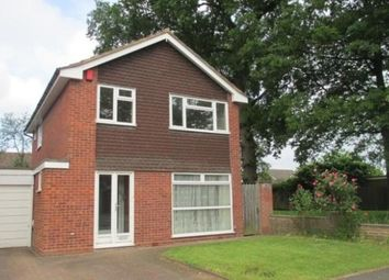 Thumbnail 3 bed property to rent in Milverton Close, Walmley