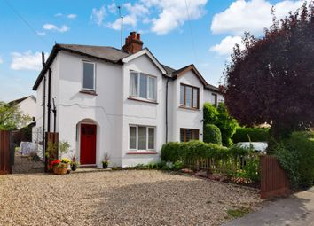 Thumbnail 3 bed semi-detached house for sale in Newport Road, Newbury